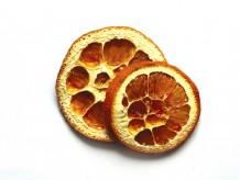 αποξηραμένο πορτοκάλι
