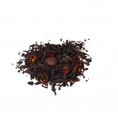 τσάι σοκολάτα - τσίλι