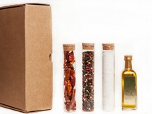 basic gourmet spicebox