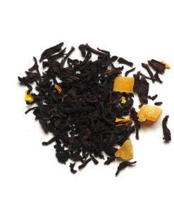 τσάι μαύρο ροδάκινο