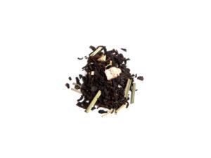 μαύρο τσάι λεμόνι