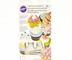 Κορνέ Σετ Cupcake x12
