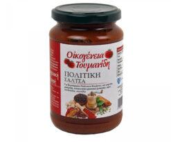 Πολίτικη σάλτσα - ΟΙΚΟΓΕΝΕΙΑ ΤΟΥΜΑΝΙΔΗ 340 gr