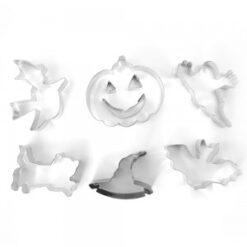 Κουπάτ Sετ Halloween x6 60mm